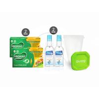 Paket Promag Herbal + Hand Sanitizer