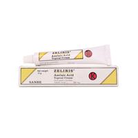 Zeliris Krim 10 g