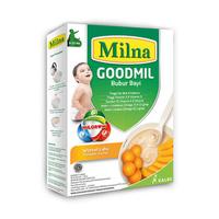 Milna Goodmil Bubur Khusus Wortel Labu 6+ - 120 g