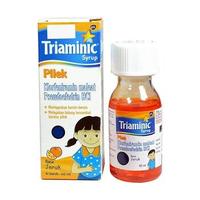 Triaminic Pilek Rasa Jeruk Sirup 60 ml