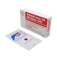 Adalat Oros Tablet 30 mg (1 Strip @ 10 Tablet)
