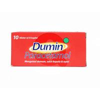 Dumin Kaplet 500 mg (10 Strip @ 10 Kaplet)