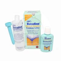 Betadine Vaginal Douche 100 mL + Aplikator