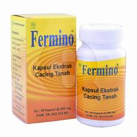 Fermino Kapsul 500 mg (1 Botol @ 40 Kapsul)