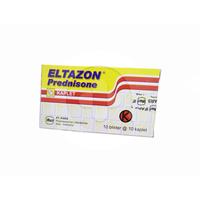 Eltazon Kaplet 5 mg (1 Strip @ 10 Kaplet)