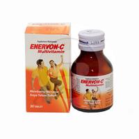 Enervon C Tablet (1 Botol @ 30 Tablet)