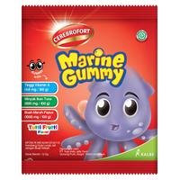 Cerebrofort Marine Gummy For Eye (Sachet - 5 Butir)