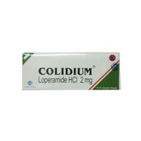 Colidium Kaplet 2 mg (1 Strip @ 10 Kaplet)