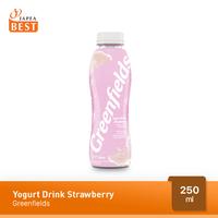 Greenfields Yogurt Drink Strawberry 250 ml