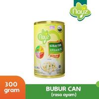 Nayz Bubur Tim Organik Rasa Ayam 300 g