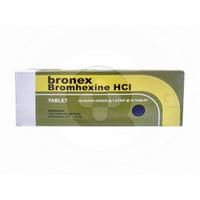 Bronex Tablet 8 mg (1 Strip @ 10 Tablet)