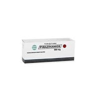 Pyrazinamide Tablet 500 mg (1 Strip @ 10 Tablet)