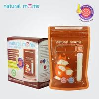 Natural Moms Kantong ASI 100 ml - Thermal Sensor - Baby Fox