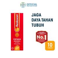 Redoxon Fortimun Tablet Effervescent Rasa Jeruk (1 Tube @ 10 Tablet)