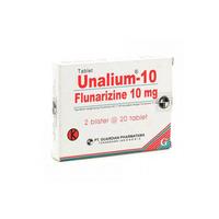Unalium Tablet 10 mg (1 Strip @ 20 Tablet)