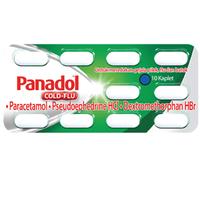 Panadol Cold & Flu Kaplet (10 Strip @ 10 Kaplet)