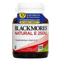 Blackmores Natural E 250 IU (50)
