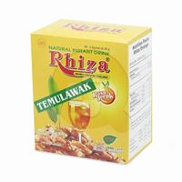 Jamu IBOE - 1 Box Rhiza Orange Granul 5 Sachet