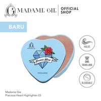 Madame Gie Precious Heart Highlighter 03 - Honey