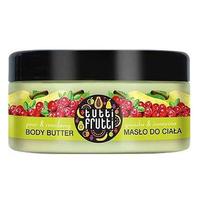 Tutti Frutti Pear & Cranberry Body Butter 200 ml
