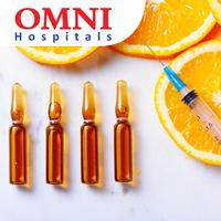 Immune Booster (Paket 1) - OMNI Hospitals