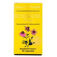 Nature's Health Echinacea (Botol - 30 Softgel)
