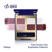 Inez Color Contour Plus Eyeshadow Collection - Pattaya