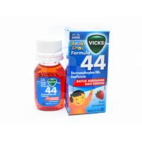 Vicks Formula 44 Anak Rasa Strawberry Sirup 27 mL