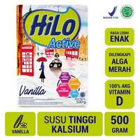 HiLo Active Vanilla 500 g