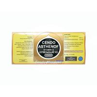 Cendo Asthenof Minidose 5 x 0.6 mL