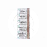 Furosemide Tablet 40 mg (1 Strip @ 10 Tablet)