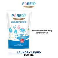 Pure Baby Laundry Liquid 900 ml - Refill