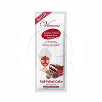 Vienna Face Food Mask Red Velvet 15 ml