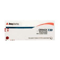 Orinox Tablet 120 mg (1 Strip @ 10 Tablet