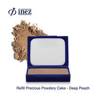 Inez Refill Precious Powdery Cake/PPC Deep Peach