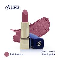 Inez Color Contour Plus Lipstick- Pink Blossom
