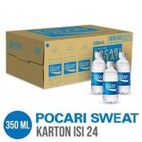 Pocari Sweat PET 350 ml - Karton Isi 24 Botol
