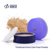 Inez Translucent Acne Care Face Powder