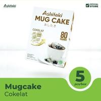 Ashitaki Mug Cake Chocolate 42 g (1 Box @ 5 Sachet)