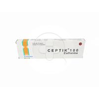 Ceptik Kapsul 100 mg (1 Strip @ 10 Kapsul)