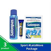 Salonpas - Sport #LetsMove Package
