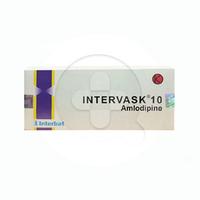 Intervask Tablet 10 mg (1 Strip @ 10 Tablet)