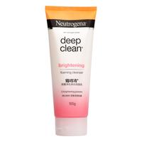 Neutrogena Deep Clean Brghtening Foam Cleanser 100 g