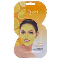 Ovale Facial Mask Lemon Sachet 15 G