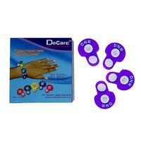 DoCare Alert Snaps Purple DNR150