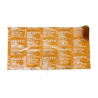 Hevit-C Tablet 1000 mg (1 Strip @ 10 Tablet)