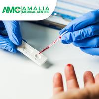 Rapid Test COVID-19 - Klinik Utama Amalia Medical Center