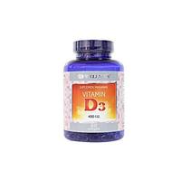 Wellness Vitamin D3 Softgel 400 IU (60 Softgel)