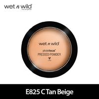Wet N Wild Photo Focus Pressed Powder E825 C Tan Beige