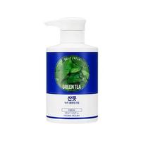 Holika Holika Daily Fresh Greentea Cleansing Cream 430 ml